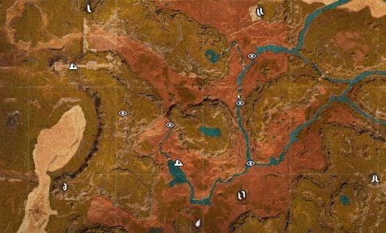 Conan Exiles Isle of Siptah Best Base Locations