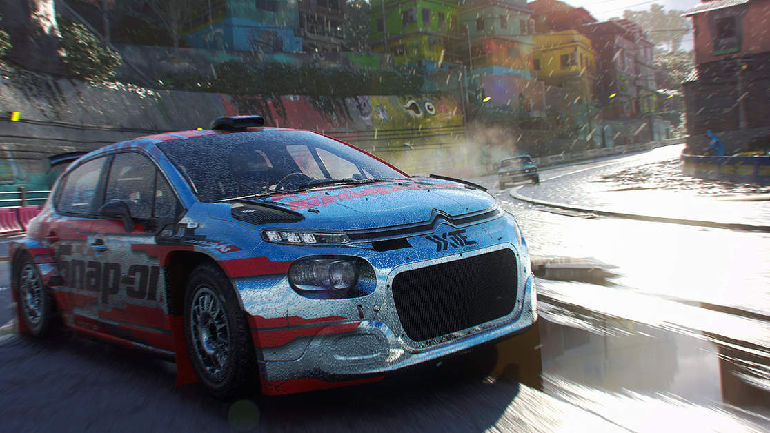 Dirt 5 Designer Confirms How DualSense Features Simulate Real-World Racing