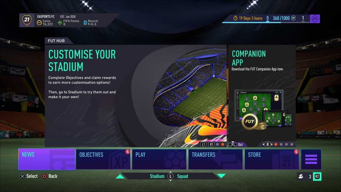 FIFA 21 Best FUT Formations Guide