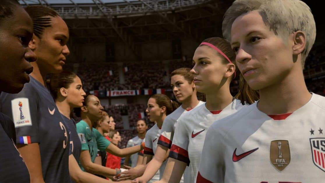 FIFA 21 Best Women Players