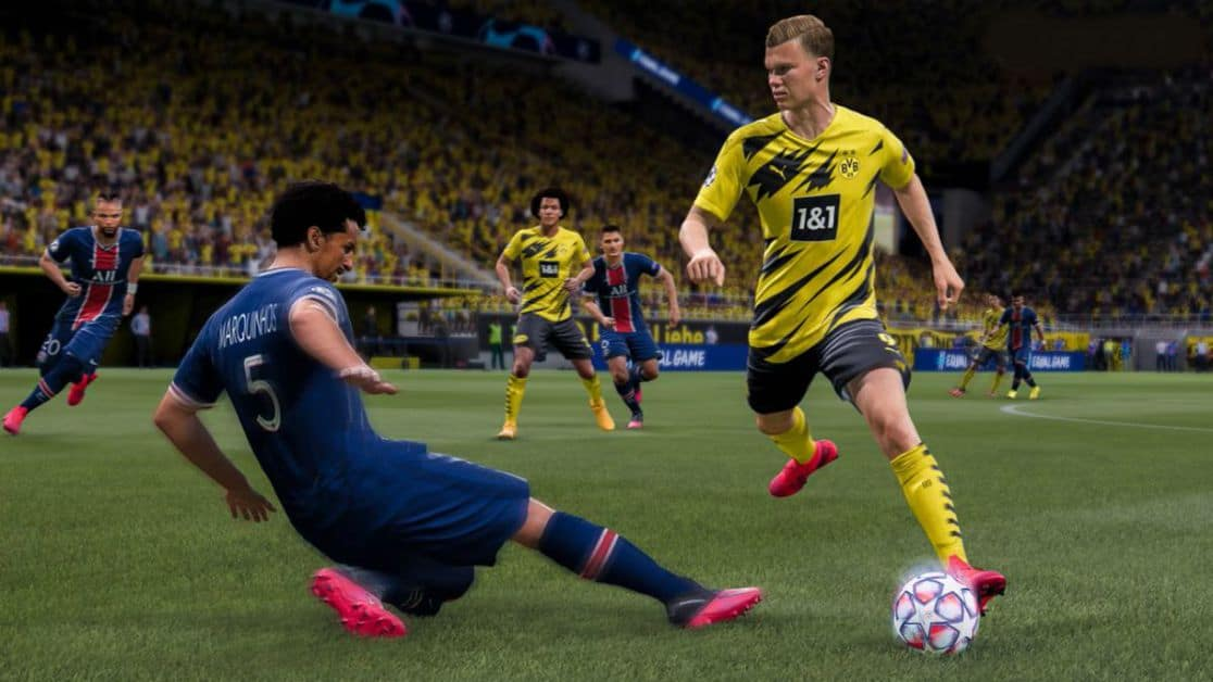 FIFA 21 Next-Gen Graphics Are Actually Worse Than FIFA 17