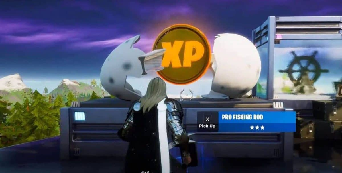 Fortnite Season 4 Week 8 XP Coin Locations Guide