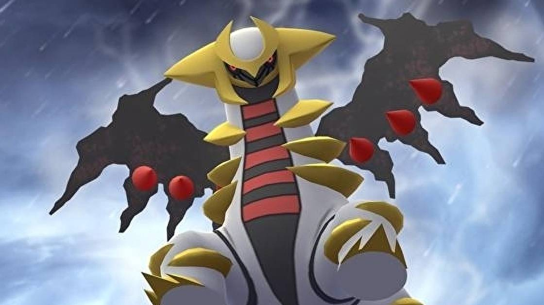 How to Defeat Origin Forme Giratina in Pokemon Go