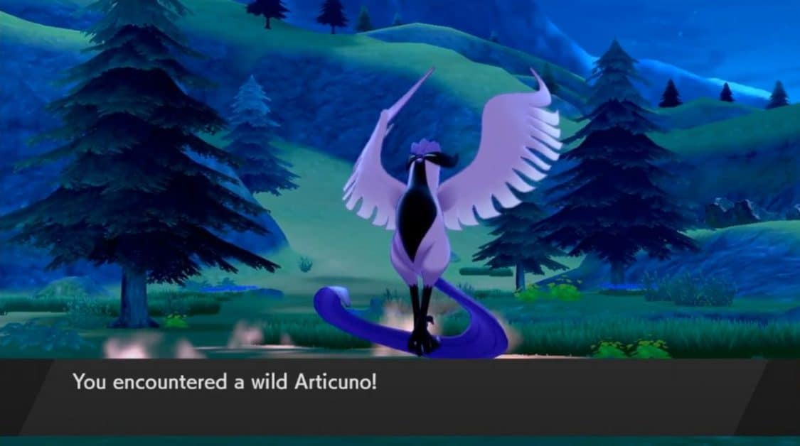 How to Catch Galarian Articuno in Pokemon Sword and Shield, Locations and Stats