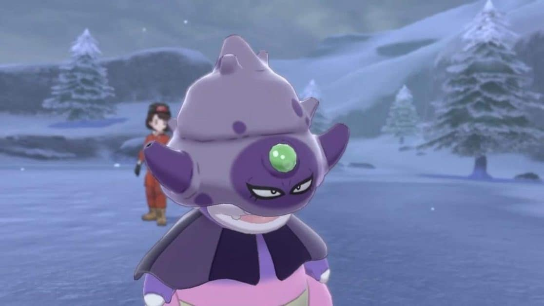 How to Catch Galarian Slowking in Pokemon Sword and Shield, Locations and Stats