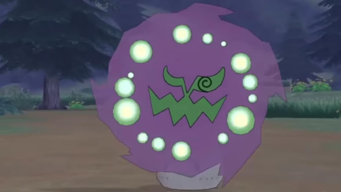 How to Catch Spiritomb in Pokemon Sword and Shield, Locations and Stats