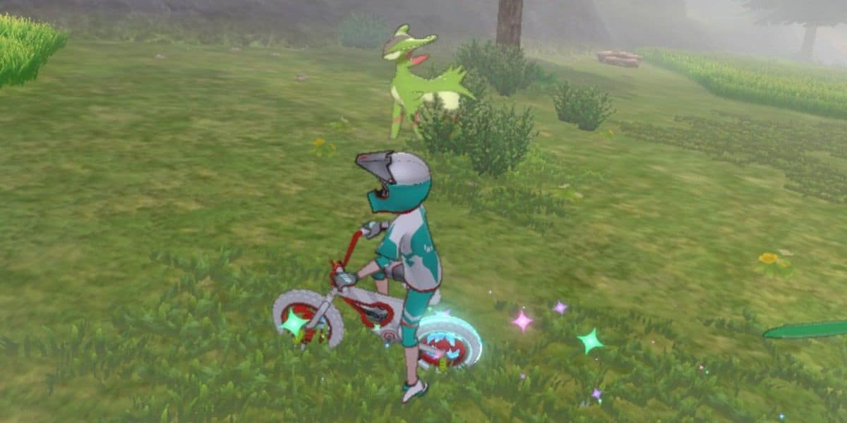How to Catch Virizion in Pokemon Sword and Shield, Locations and Stats