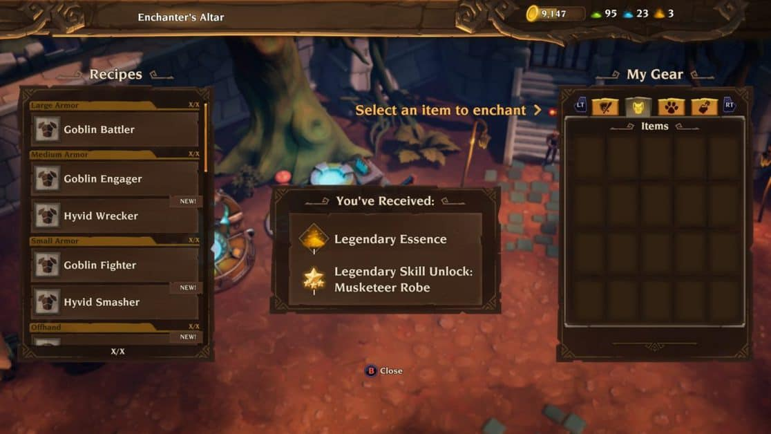 Torchlight 3 Enchanting Guide