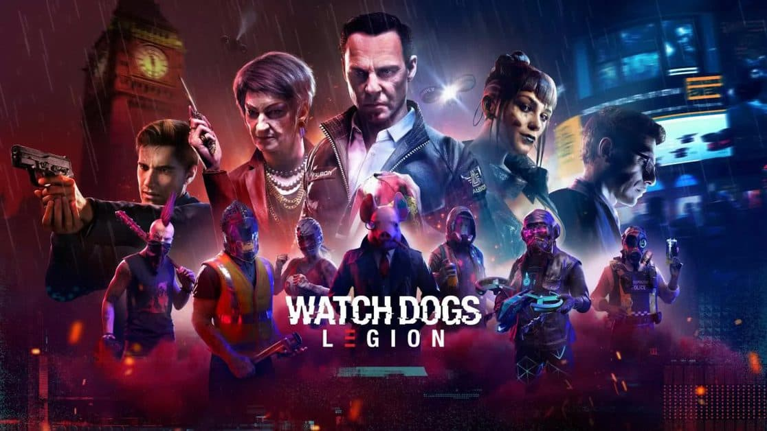 Watch Dogs Legion Albion Chapter True Colors