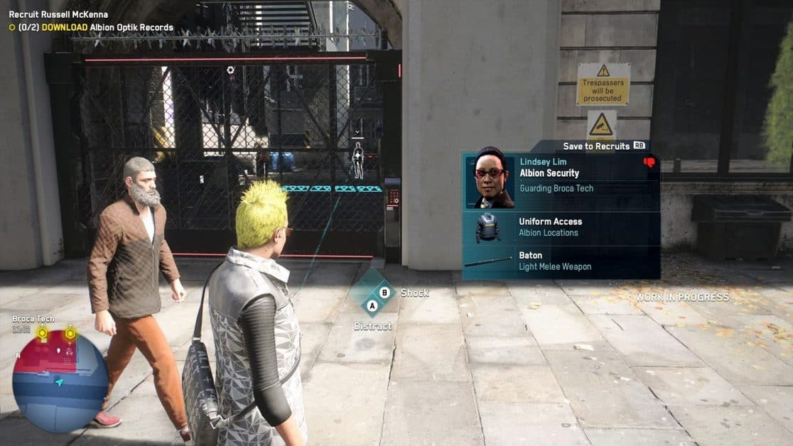Watch Dogs Legion Audio Log Locations Guide