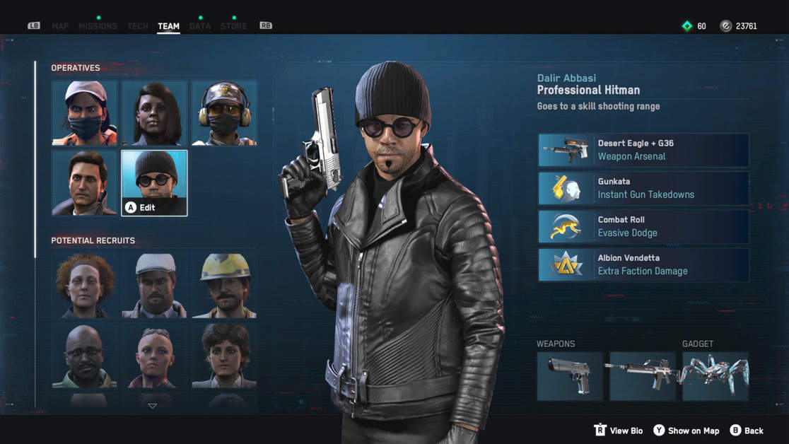 Best Characters to Recruit in Watch Dogs Legion