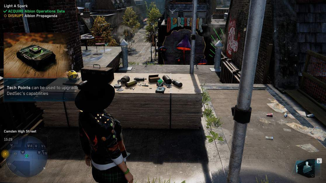 Watch Dogs Legion All Camden Tech Point Locations Guide
