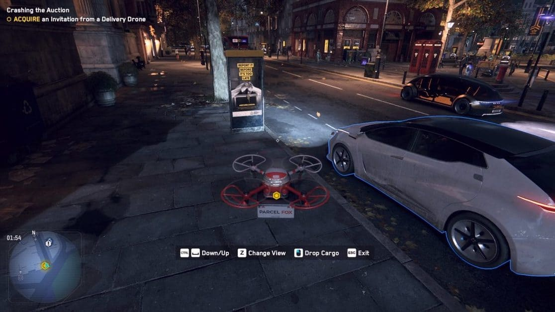 Watch Dogs Legion Kelly Chapter Down the Darkweb Walkthrough
