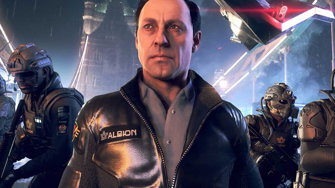Watch Dogs Legion Nigel Cass Boss