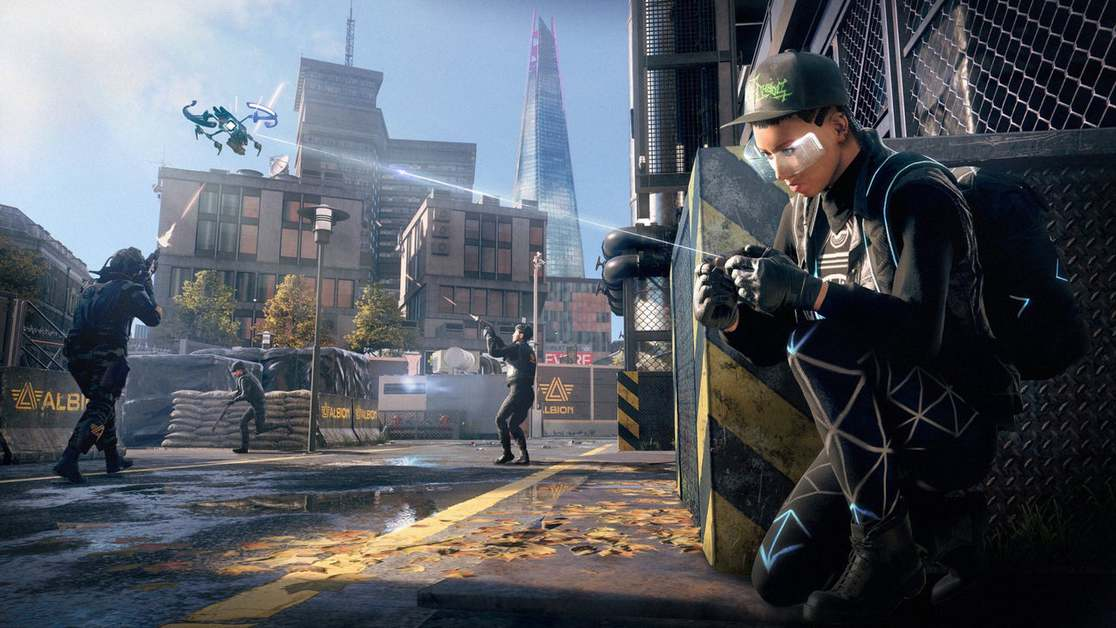 Watch Dogs Legion Zero Tolerance