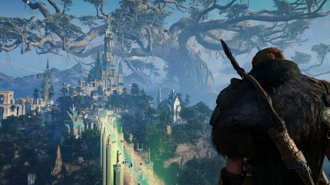 Assassin's Creed Valhalla Asgard Collectible Locations Guide