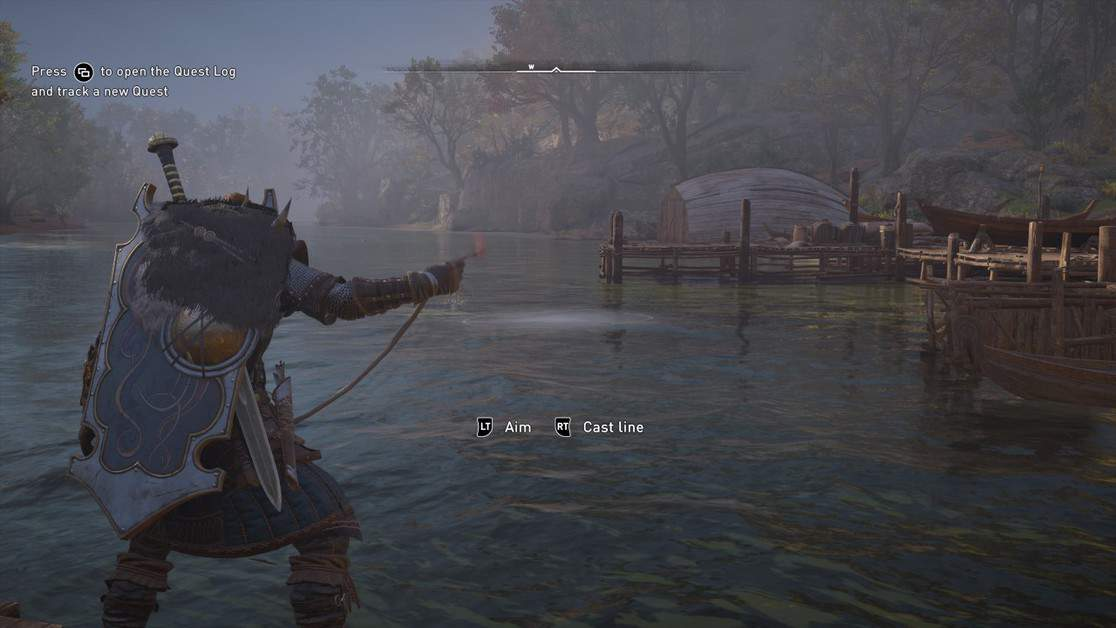 Assassin's Creed Valhalla Fish Locations Guide
