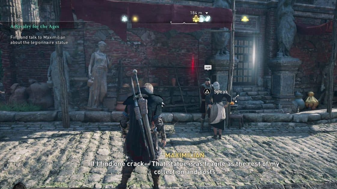 How to Get Maximilian's Key in Assassin's Creed Valhalla