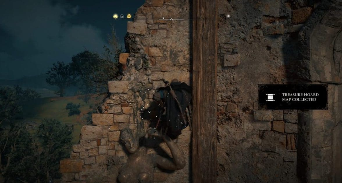 Assassin's Creed Valhalla Treasure Hoard Map Locations Guide