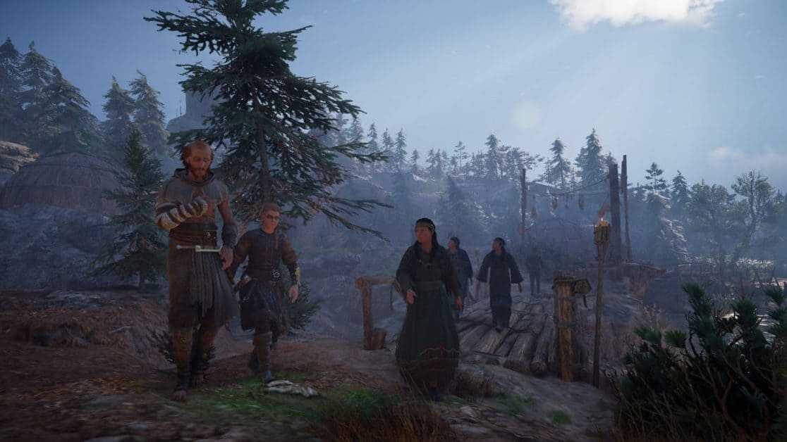Assassin's Creed Valhalla Vinland Collectible Locations Guide
