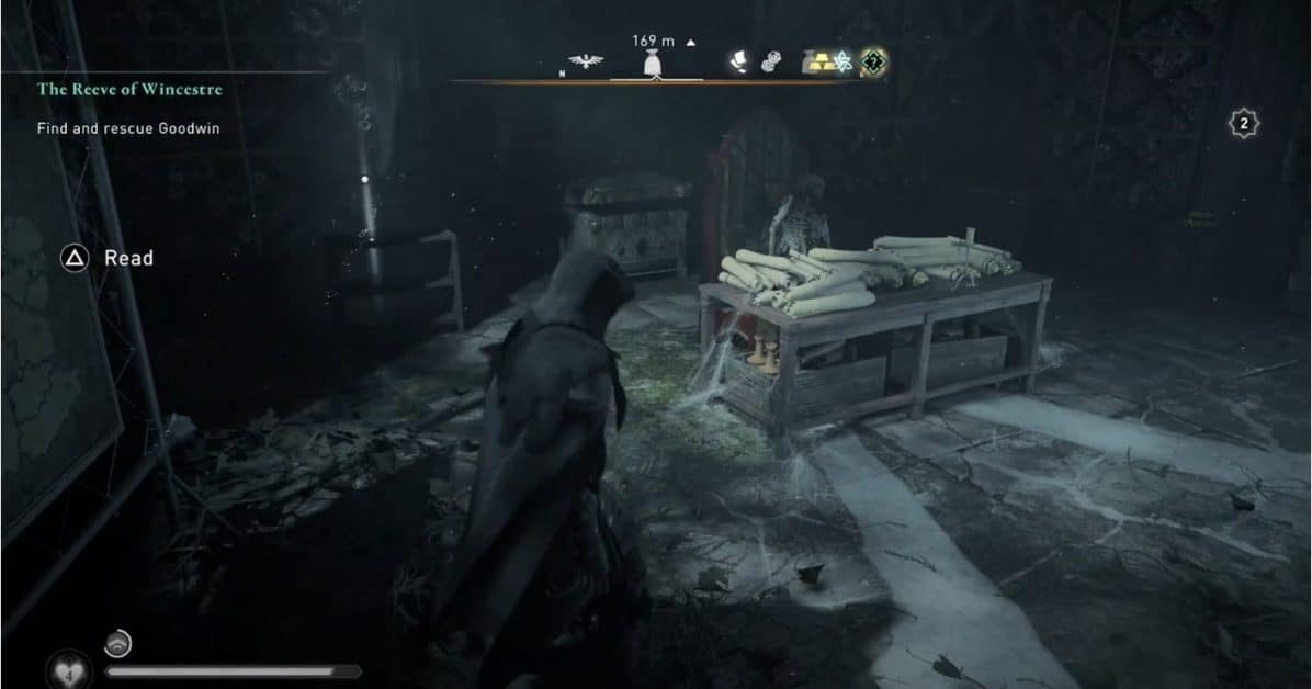 Assassin's Creed Valhalla Wincestere Collectible Locations