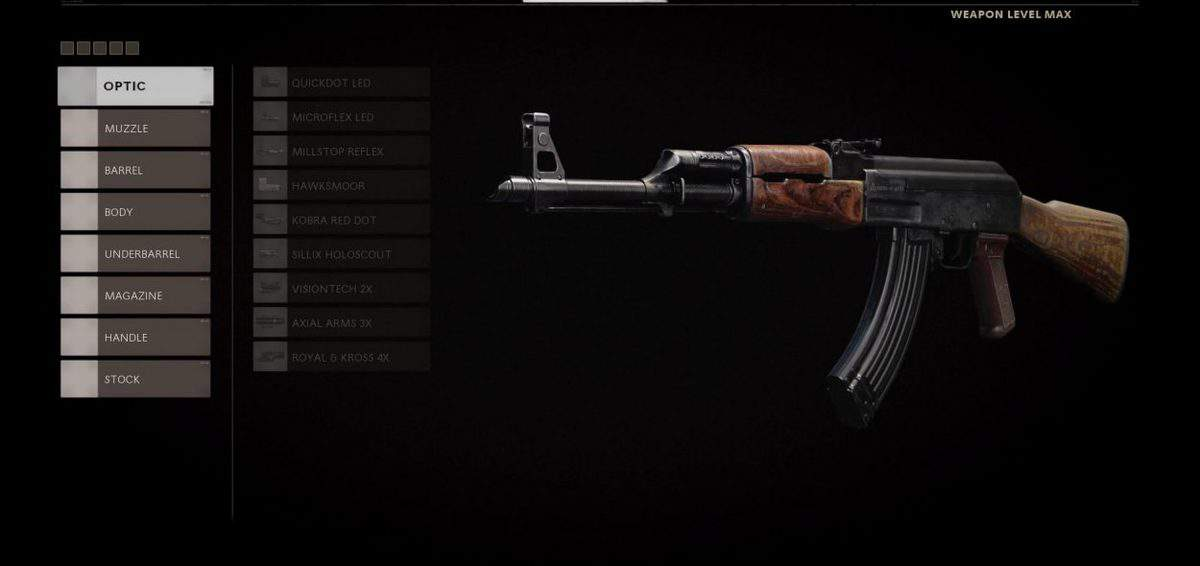 Call of Duty Black Ops Cold War Best AK47 Loadouts Guide