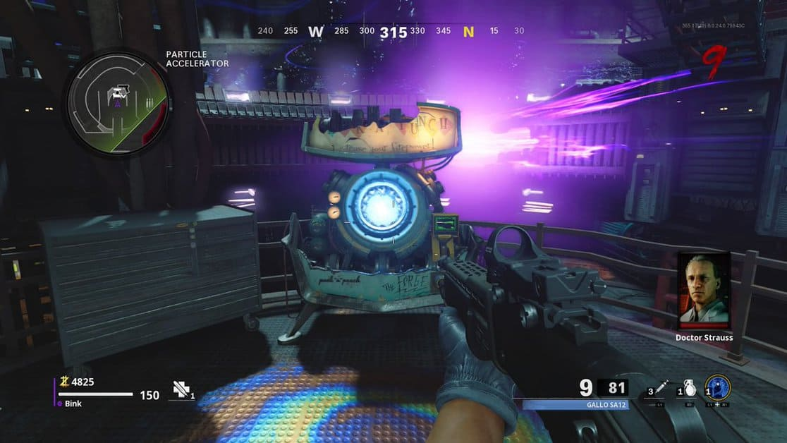 How to unlock Pack a Punch Machine in Black Ops Cold War Zombies Die Maschine