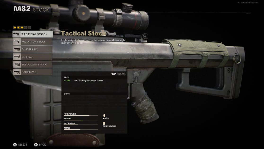 Call of Duty Black Ops Cold War Best M82 Sniper Loadouts