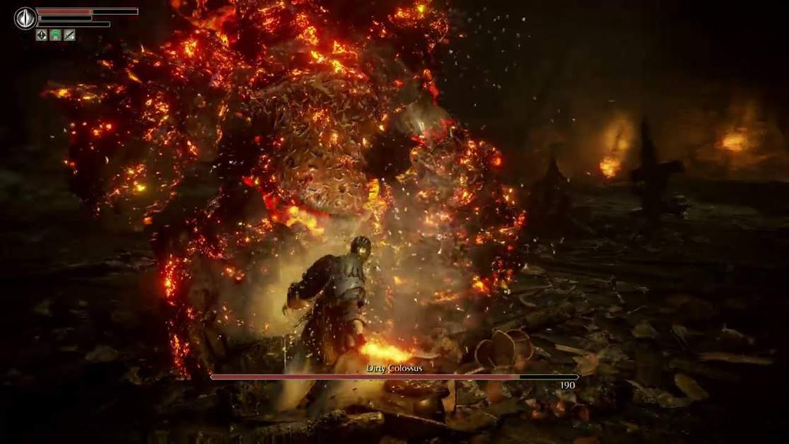 Demon's Souls Remake Dirty Colossus Boss Guide