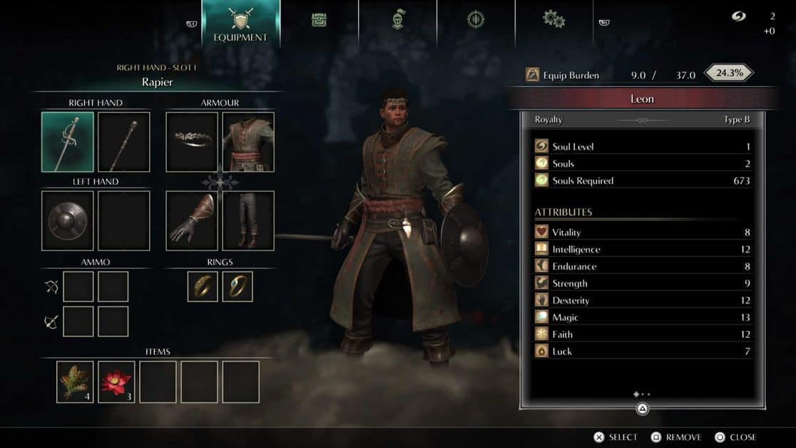 Demon's Souls Remake Weapon Upgrades Guide