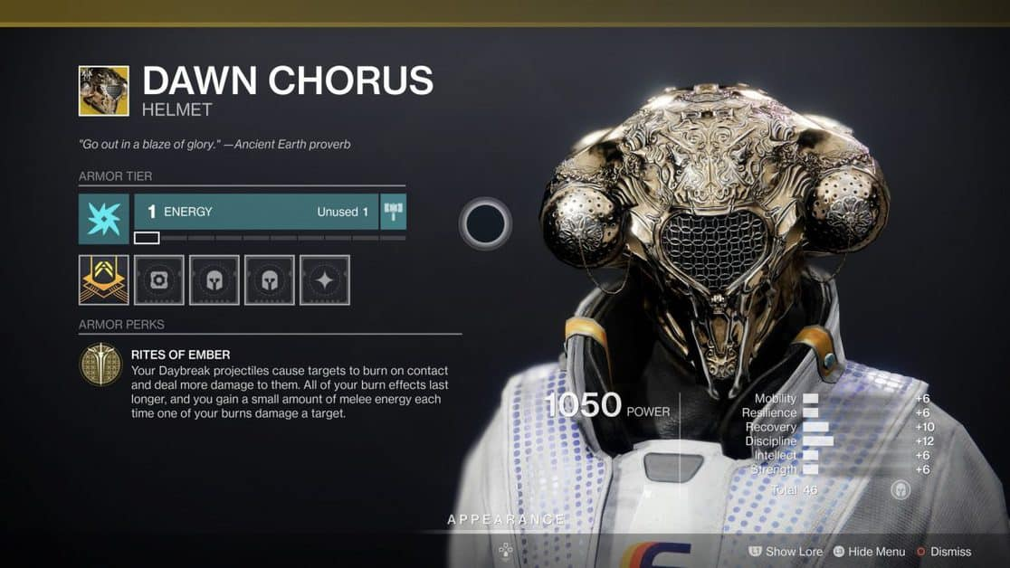 How to get Dawn Chorus in Destiny 2 Beyond Light