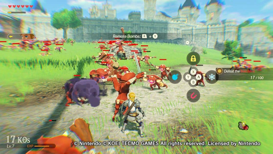 Hyrule Warriors Age of Calamity Merchants Guide