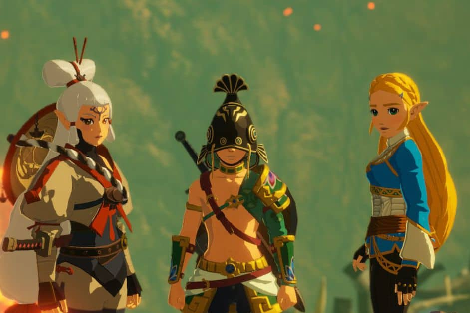 Hyrule Warriors Age Of Calamity All Challenges Guide Segmentnext