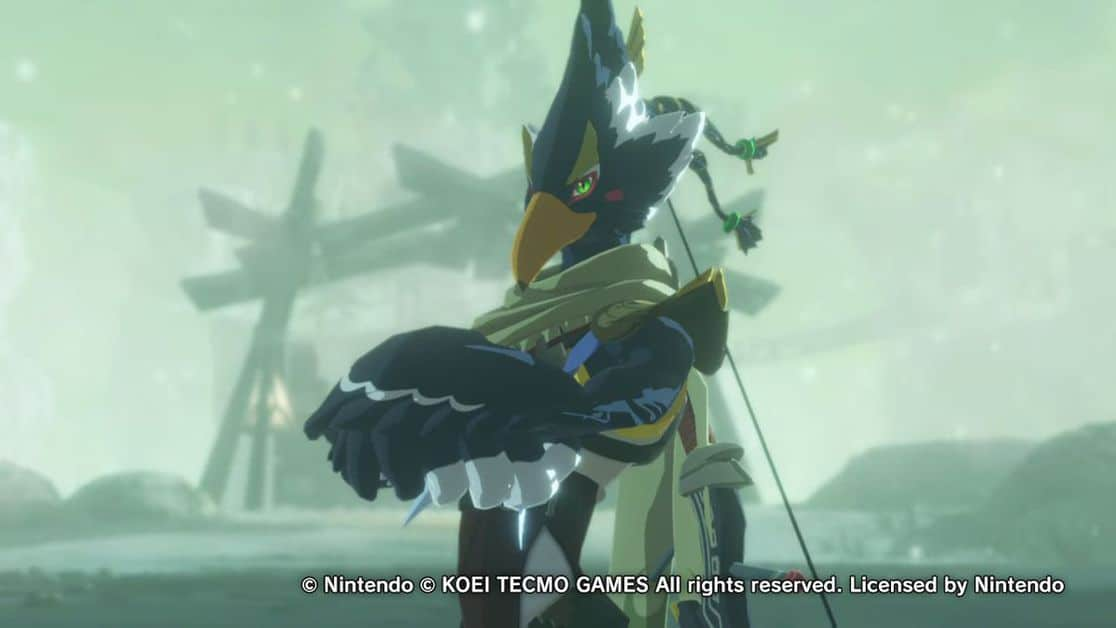 Hyrule Warriors Age of Calamity Revali Quests