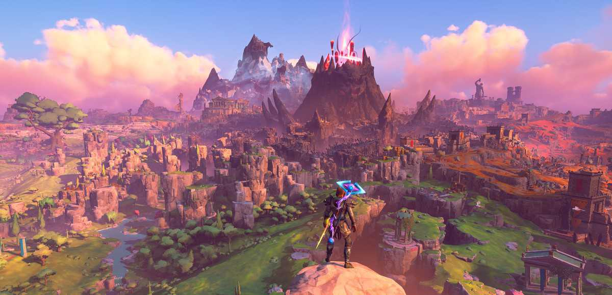 Immortals Fenyx Rising Review – A Fun Open World That Fails to Stand Out