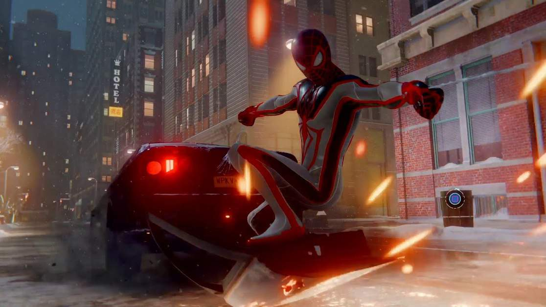 Spider-Man: Miles Morales Robbers Target Local Biz Walkthrough