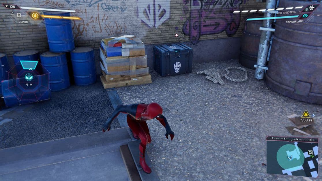 Spider-Man Miles Morales Underground Cache Locations Guide