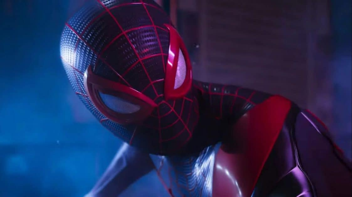 Spider-Man Miles Morales We're Here for You
