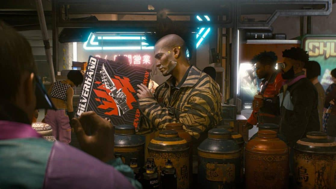 Cyberpunk 2077 Best Outfits and Clothing List