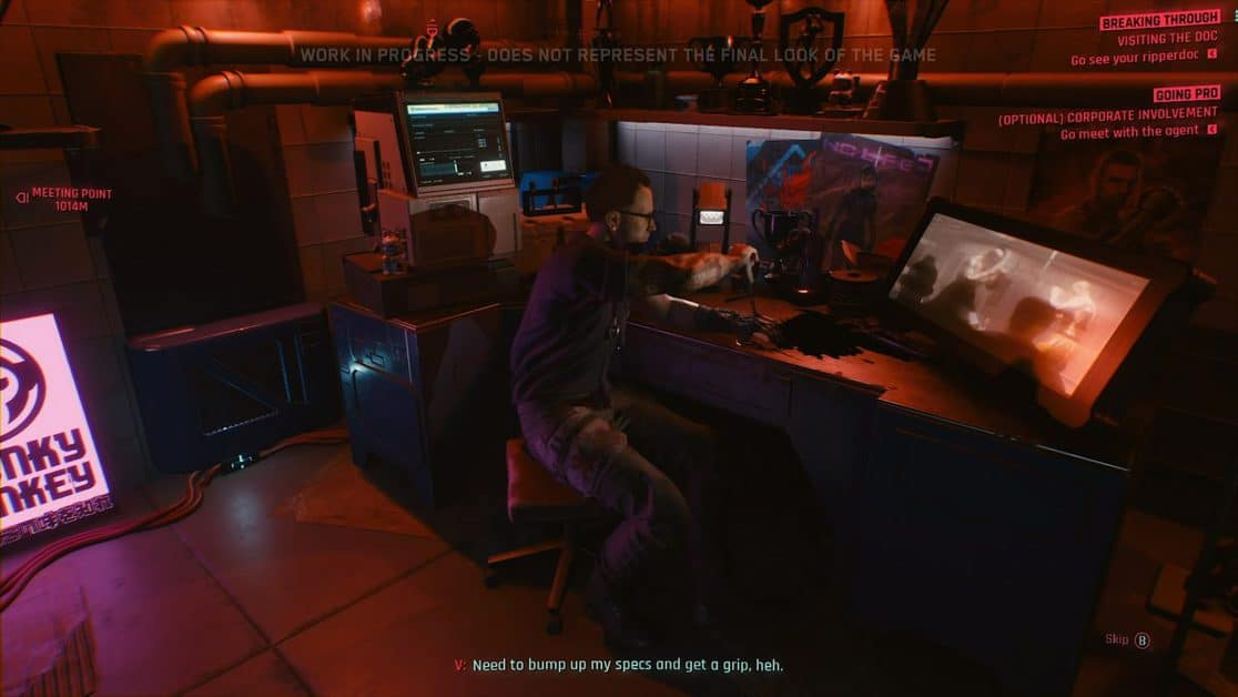 Cyberpunk 2077 Easter Eggs and Secrets