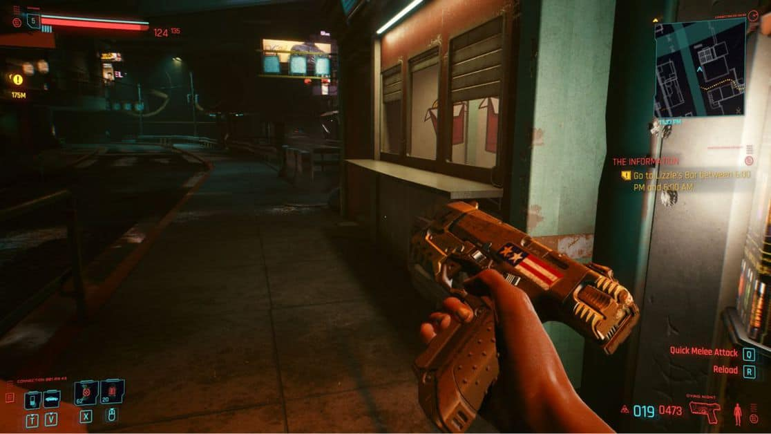 Cyberpunk 2077 Iconic Weapon Locations Guide