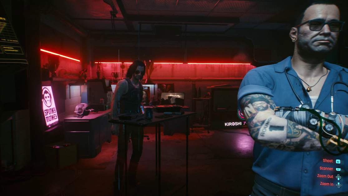 Cyberpunk 2077 Nocturne OP55N1 Walkthrough
