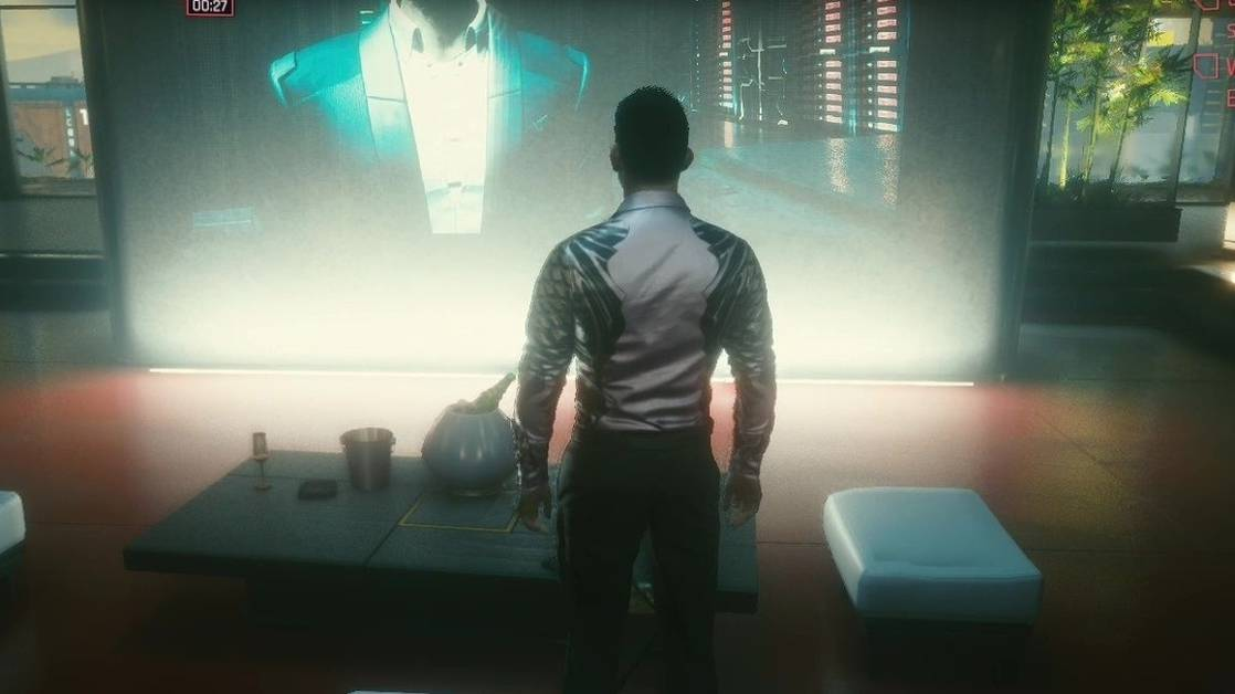 Cyberpunk 2077 The Information Walkthrough