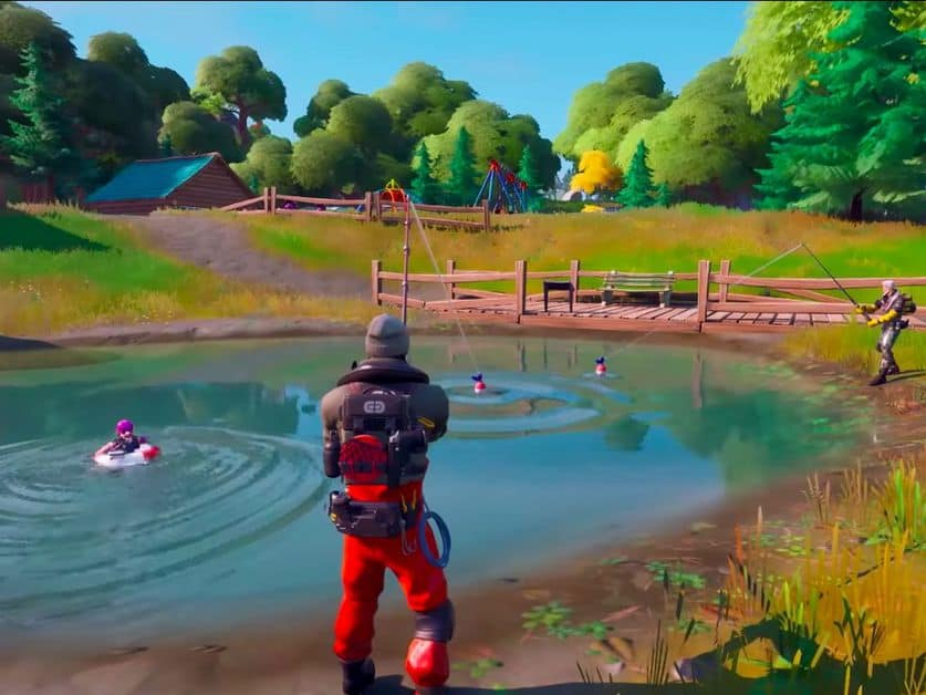 Fortnite Chapter 2 Season 5 Fish Locations Guide