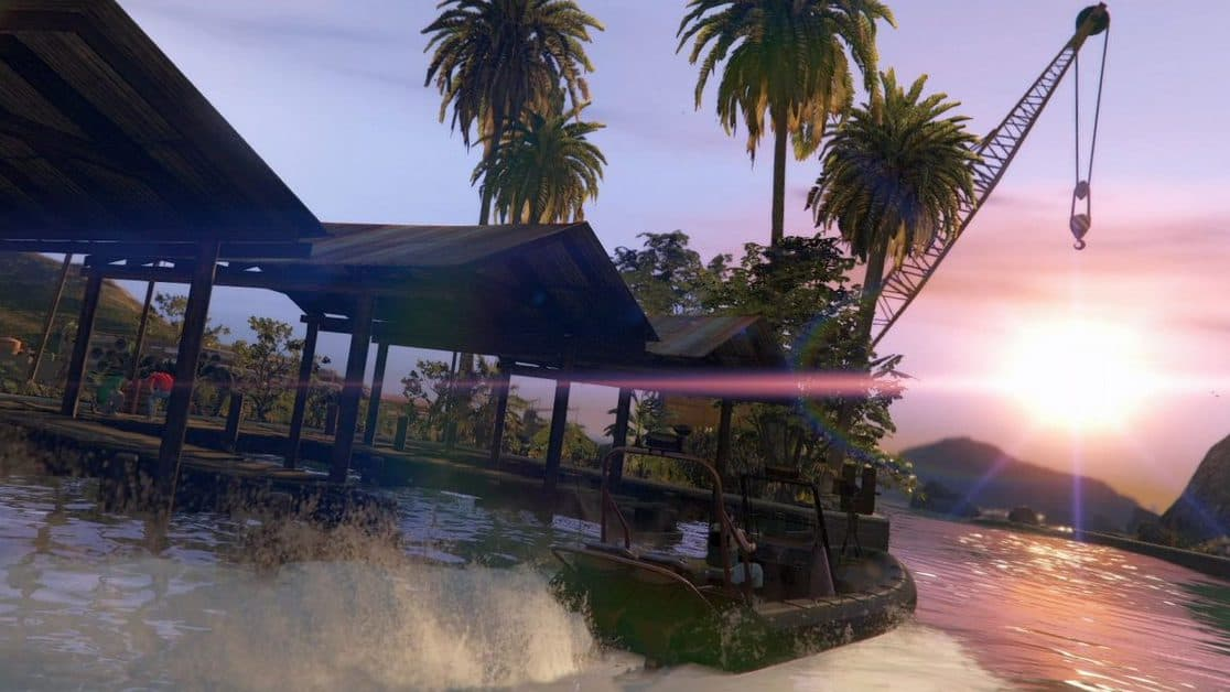 Here's How Much GTA Online Load Times On PC Decreased Thanks To New Patch
