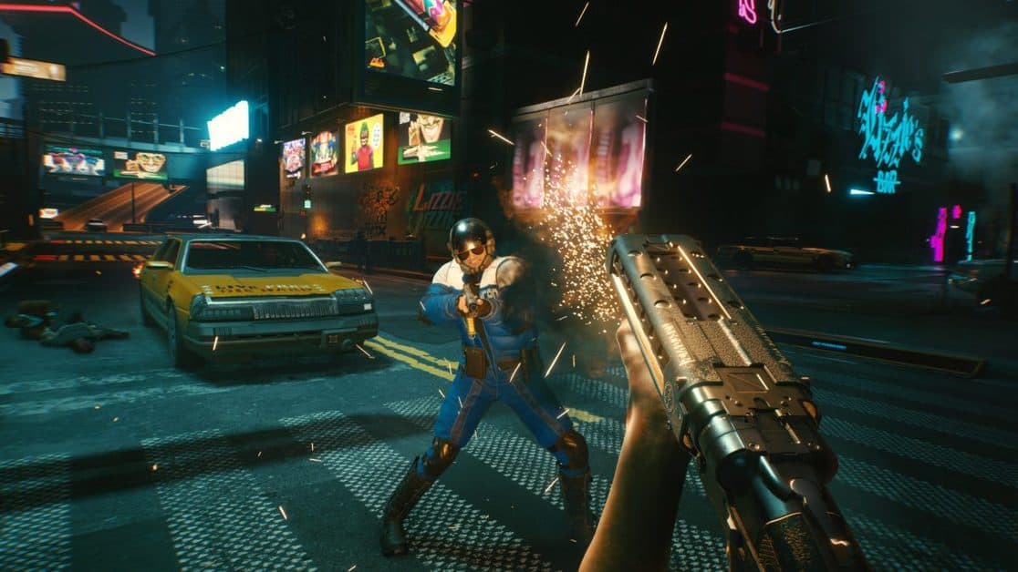 How to Change FOV in Cyberpunk 2077