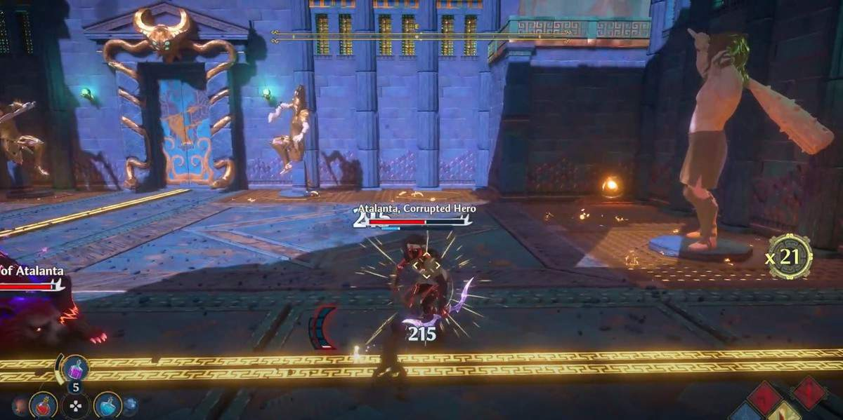 How to Defeat Corrupted Heroes in Immortals Fenyx Rising