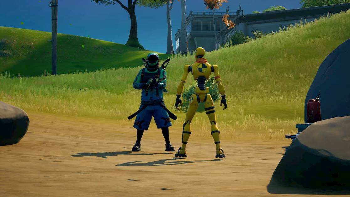 Where to Find Beef Boss, Remedy and Dummy in Fortnite