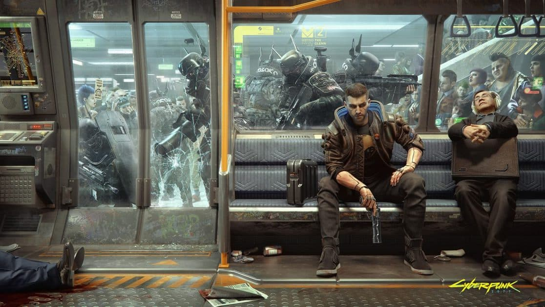 Cyberpunk 2077 on Stadia is Quite Comparable to Xbox Series X