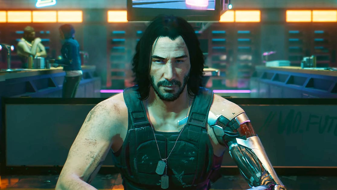 How to Get Johnny's Relationship to 70% in Cyberpunk 2077
